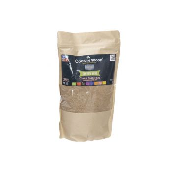 Cook In Wood Smoke Dust Sherry Wine 500g