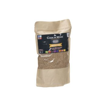 Cook In Wood Smoke Dust Moscatel Wine 500g