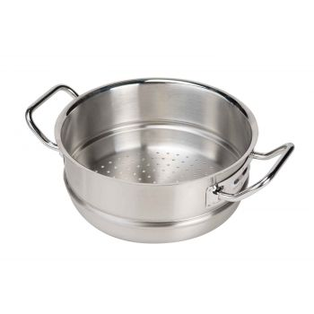 Cosy & Trendy For Professionals Ct Prof Steam Pot D20cm H9cm Inox