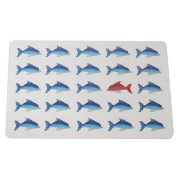 Ricolor Schneidebrett Fish 23.5x14.5cm
