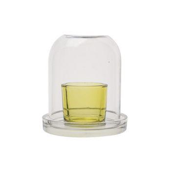 Cosy @ Home Teelichthalter Bell Grun 114x114xh130cm
