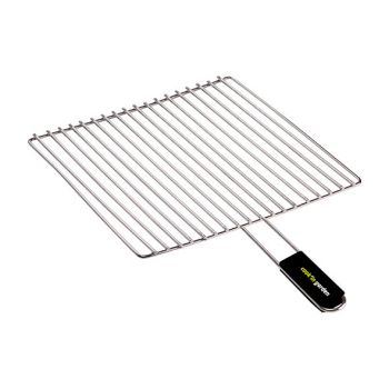 Cook'in Garden Barbecuegrill Chromee 40x30cm