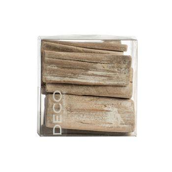 Eurosand Driftwood 500 Ml Weiss Holz