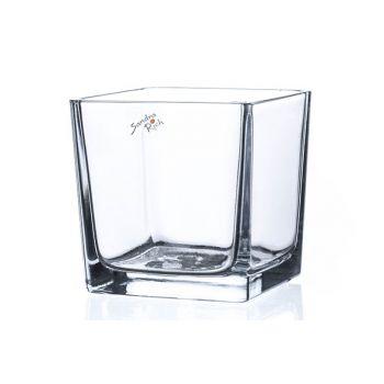 Sandra Rich Teelichtglas Transparent 12x12xh12cm