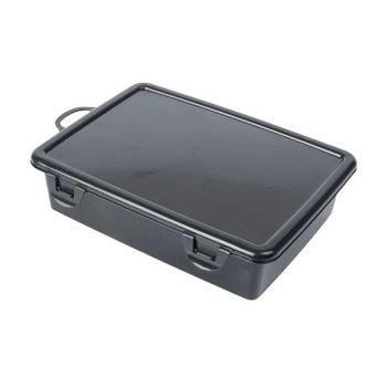 Hega Hogar Bricohega Allmanzor Storage Box Schwarz