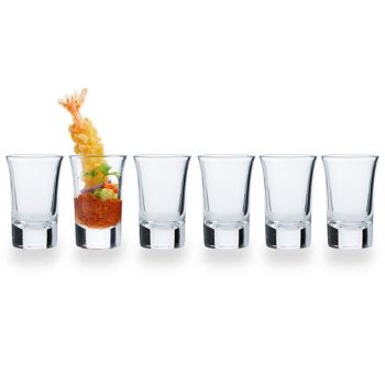 Cosy & Trendy Welcome Amuseglas Set6 3,5cl D4,4xh6,5cm