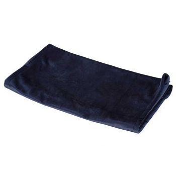 Cosy @ Home Tischlaufer Velvet Nachtblau 40x180cm Te