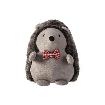 Cosy @ Home Turstopper Hedgehog Dunkel Grau 19x22xh2