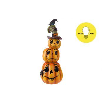Cosy @ Home Kurbisse Trio Orange 18,7x18,2xh51cm Res