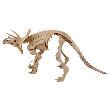 Cosy @ Home Dinosaurier Skelett Animation 58x17xh25c