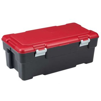 Keter Voyager Box 65l Black-red 80.5x43x30.5cm