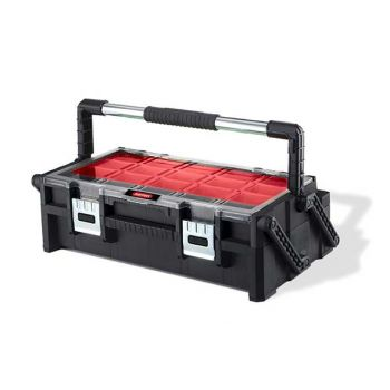 Keter Cantilever Organiser Duo M Black-red