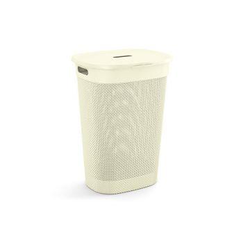 Kis Filo Waschbox Ivory 55l 44x35xh61cm