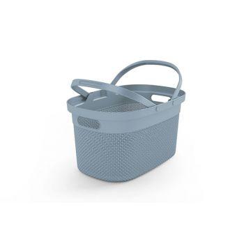 Kis Filo Einkaufskorb Misty Blue 45,5x30