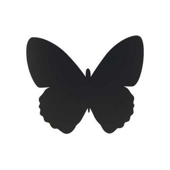 Securit Silhouette Wall Chalkboard Butterfly