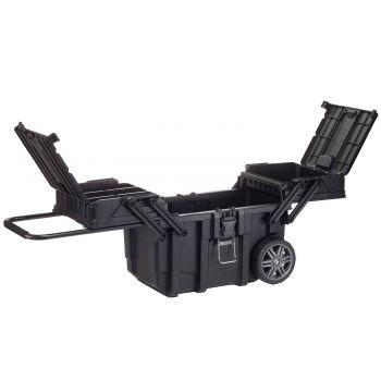 Keter Job Box Mobile Black On Wheels 64.6x37.7