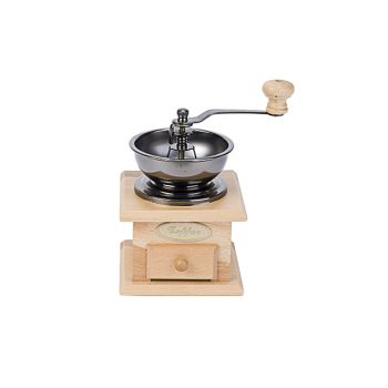 Cosy & Trendy Coffeegrinder Retro Natural Wood