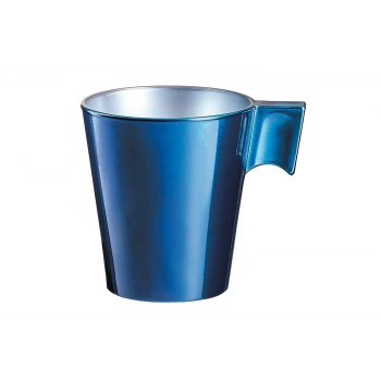 Luminarc Flashy Espressotasse Dunkel Blau 8cl