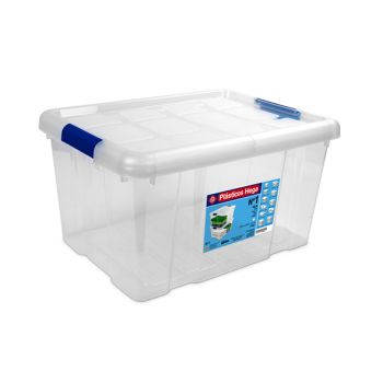 Hega Hogar Box 16l Transparant Nr 1