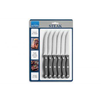 Amefa Retail Steak Steakmesser Set 6