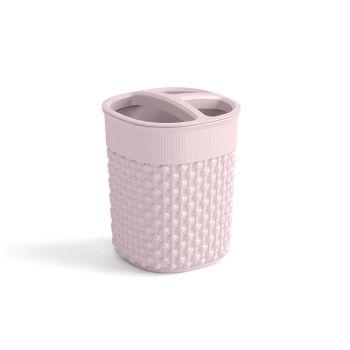 Kis Filo Holder For Teethbrush Rose 9x9xh12