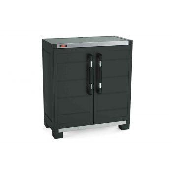 Keter Xl Low Garage Cabinet 89x54x99cm