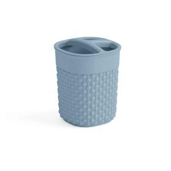 Kis Filo Holder For Teethbrush Misty Blue