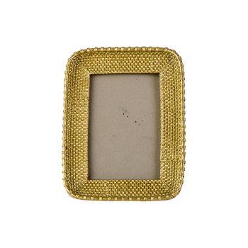 Cosy @ Home Bilderrahm Gold 20x15xh2,5cm Rechteck Po