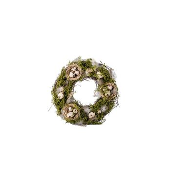 Cosy @ Home Kranz Nests Natural D31xh7,5cm
