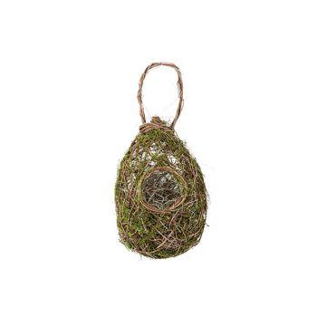 Cosy @ Home Nest Moss Hanger Natural 21x20xh55cm