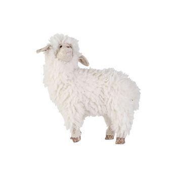 Cosy @ Home Schaf Wool Weiss 34x17xh35cm Foam