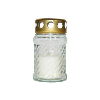 Cosy & Trendy Ct Gravelight White 10hrs 40g 6.5xh11.5