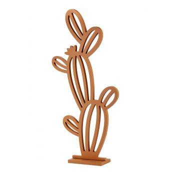 Cosy @ Home Cactus Orange 29x8xh60cm Holz