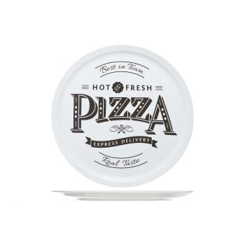 Cosy & Trendy Pizza Plate D30cm Hot - Fresh Pizza