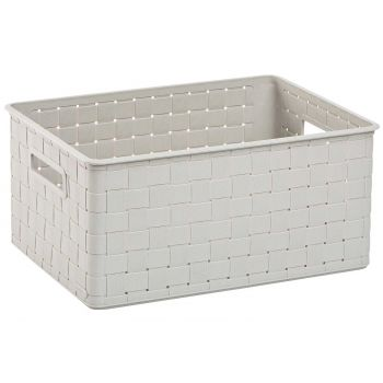Curver Nuance White Box L 18l 43x33.2x23cm