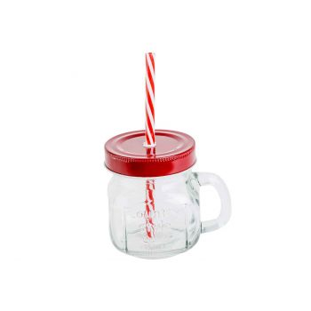 Cosy & Trendy Trinkbecher Mit Henkel And Straw