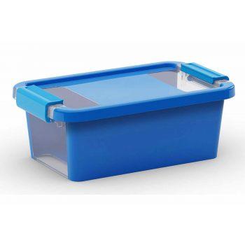 Kis Bi-box Aufbewahrbox Xs Blau 3l 26,5x16
