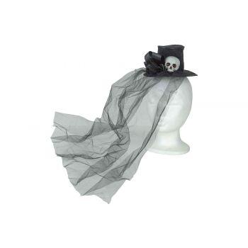 Cosy @ Home Hut Skull Schwarz 180x180xh100cm Textil