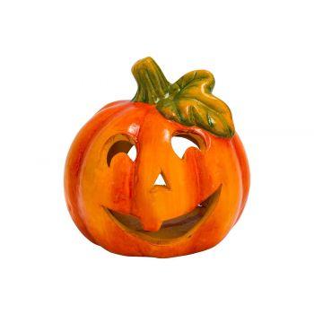 Cosy @ Home Funny Kopf Kurbis 2 Pumpkin Ears Orange