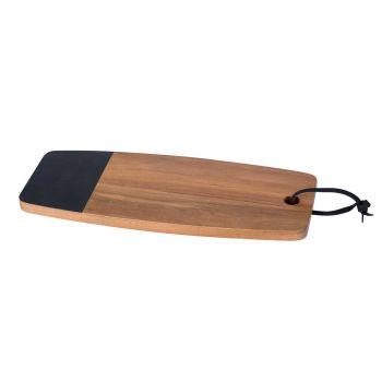 Cosy & Trendy Acacia Tablett Mit KreideoberflÄche