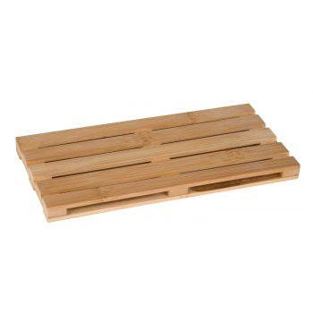 Cosy & Trendy Pallet Servierbrett Bamboo 15x30x2cm