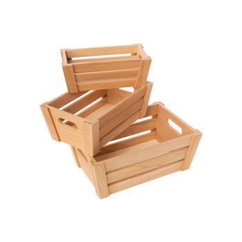 Cosy & Trendy Set3 Aufbewahrungbox 30-26-22x20-16-12x