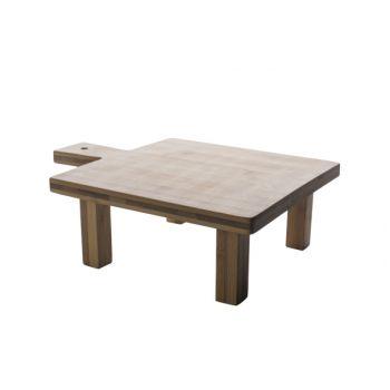 Cosy & Trendy Bambus-minitisch 33x25xh11cm