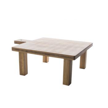 Cosy & Trendy Bambus-minitisch 35x30xh14cm