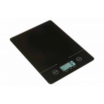 Cosy & Trendy Electronic Kitchen Scale Black 5kg-1g