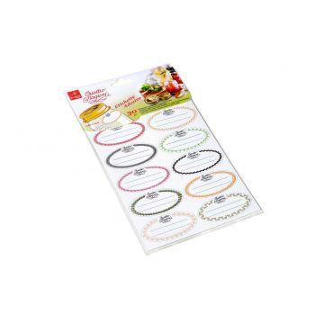 Bormioli Quattro Stagioni Stickers S30