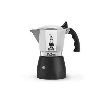 Bialetti New Brikka 2020 Kaffeekocher 4 Tassen