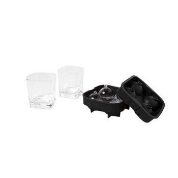 Cosy & Trendy Whiskeyglass W Set3 D8,2xh8,6cm