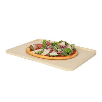 Boska Pizza Stone Fireproof Rectangular 40x32x