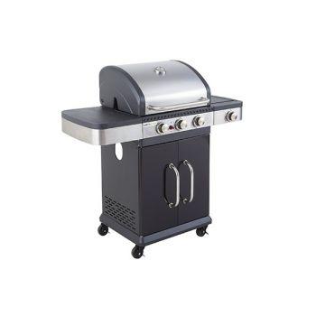 Cook'in Garden Fiesta 3 Barbecue Gas Mit Deckel